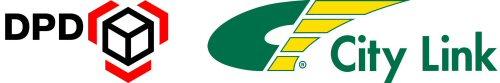 DPD & Citylink Logos