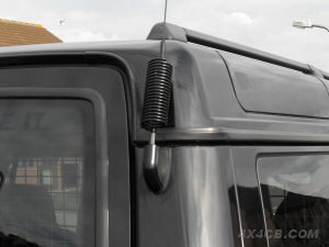 Not ideal positioning due to the closeness of the aerial to the body but here's a PSM-1 mount on a Land Rover Discovery