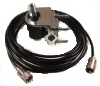 Picture of Artificial Ground Plane on Roofrack/Bar mount (Double Grooved) with 5m cable