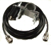 Picture of Artificial Ground Plane on Procomm Tube mount with 5m cable