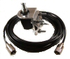 Picture of Artificial Ground Plane on Roofrack/Bar mount with 5m cable