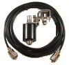 Picture of Artificial Ground Plane on Firestik Widget mount with 5m cable