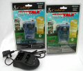 Picture of Cobra Microtalk PMR250-BLUE Pair, PMR446 Walkie Talkies & Drop in charger