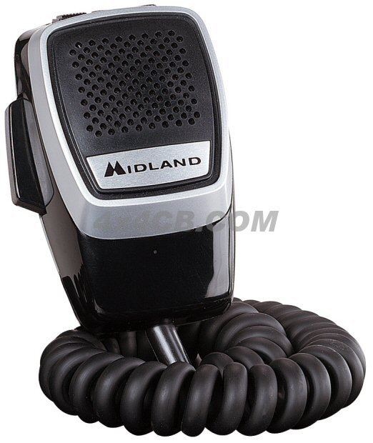 Picture of Midland Multi Mic - Standard Replacement Mic for Midland 78, 48, 248 etc