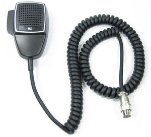 Picture of TTi replacement microphone for TCB-550 (4 pin)