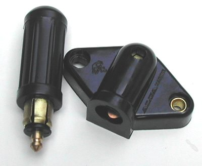 Picture of Plug and surface mount socket