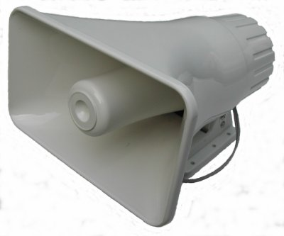Picture of CB16 25w PA Horn - White